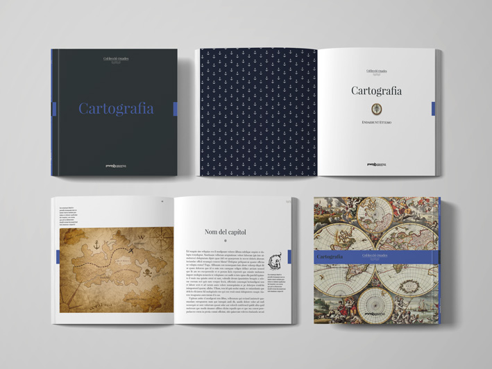 Interior Cartografia